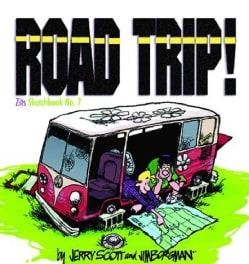 Road Trip!: Zits Sketchbook (Paperback)