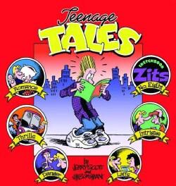 Teenage Tales: Zits Sketchbook #8 (Paperback)