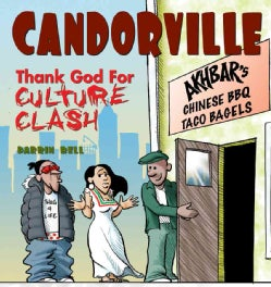 Candorville: Thank God for Culture Clash (Paperback)