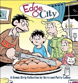 Edge City: A Comic Strip Collection (Paperback)