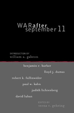 War After September 11 (Paperback)