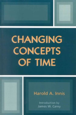 Changing Concepts of Time (Paperback)