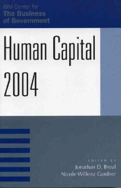 Human Capital 2004 (Paperback)