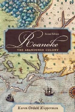 Roanoke: The Abandoned Colony (Paperback)