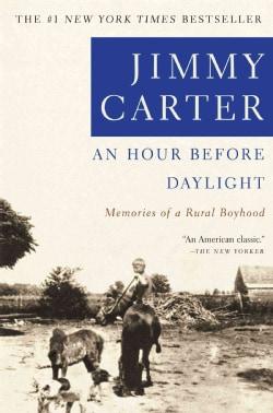 An Hour Before Daylight: Memories of a Rural Boyhood (Paperback)