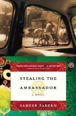 Stealing the Ambassador (Paperback)