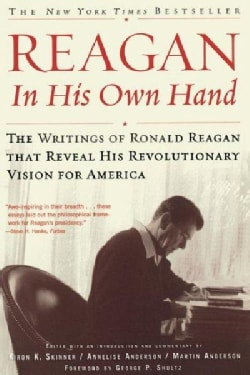 Reagan, in His Own Hand (Paperback)