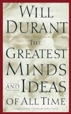 The Greatest Minds and Ideas of All Time (Hardcover)