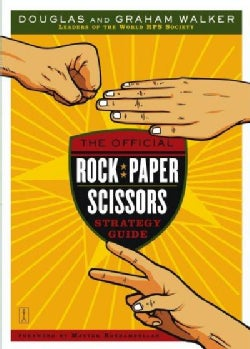 The Official Rock Paper Scissors Strategy Guide (Paperback)