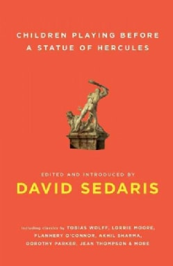 Children Playing Before A Statue Of Hercules (Paperback)