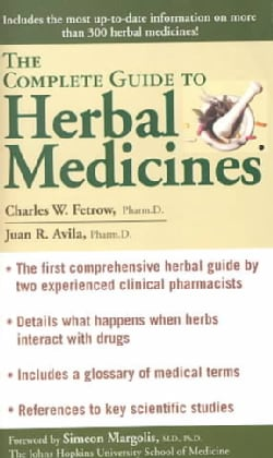 The Complete Guide to Herbal Medicines (Paperback)