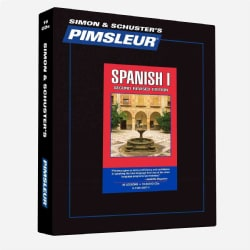Spanish I (CD-Audio)