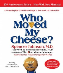 Who Moved My Cheese (CD-Audio)