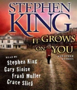 It Grows on You And Other Stories (CD-Audio)