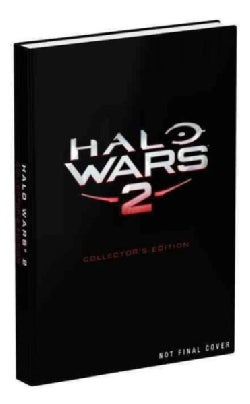 Halo Wars 2: Collector's Edition Guide (Hardcover)