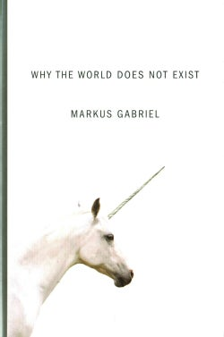Why the World Does Not Exist (Hardcover)
