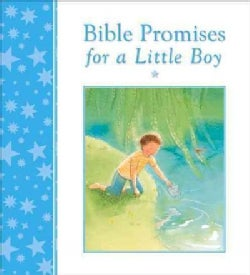 Bible Promises for a Little Boy (Hardcover)