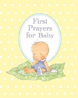 First Prayers for Baby (Hardcover)