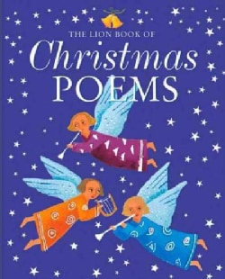 The Lion Book of Christmas Poems (Hardcover)