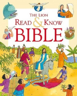 The Lion Read & Know Bible (Hardcover)