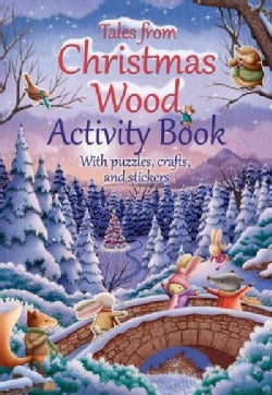 Tales from Christmas Wood Activity Book (Paperback)