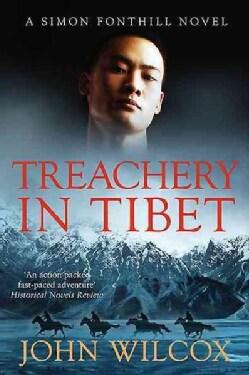 Treachery in Tibet (Paperback)