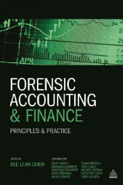 Forensic Accounting and Finance: Principles and Practice (Paperback)