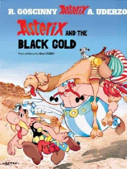 Asterix and the Black Gold (Paperback)