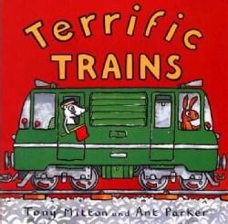 Terrific Trains (Paperback)