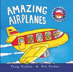 Amazing Airplanes (Hardcover)
