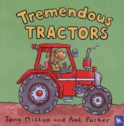 Tremendous Tractors (Paperback)