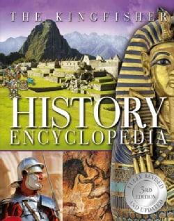 The Kingfisher History Encyclopedia (Hardcover)