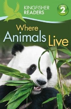 Where Animals Live (Paperback)
