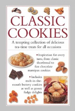 Classic Cookies (Hardcover)