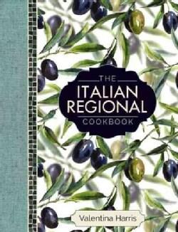 The Italian Regional Cookbook (Hardcover)