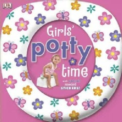 Girl's Potty Time (Board book)