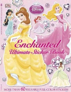 Disney Princess Enchanted (Paperback)