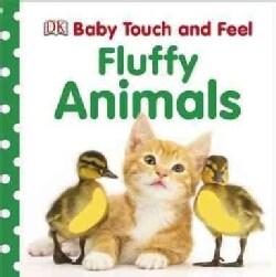 Fluffy Animals (Board book)