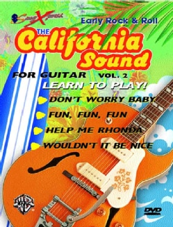 The California Sound: Early Rock & Roll (DVD video)
