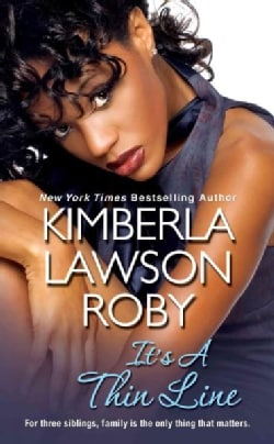 It's a Thin Line (Paperback)