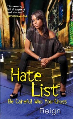 Hate List: Be Careful Who You Cross (Paperback)