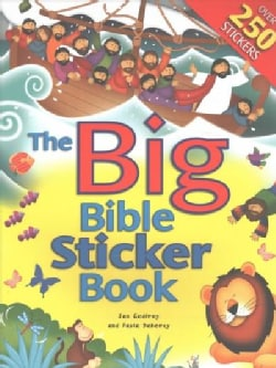 The Big Bible Sticker Book (Paperback)
