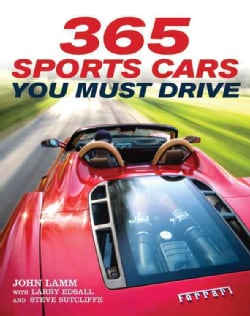 365 Sports Cars You Must Drive (Paperback)