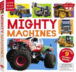 Mighty Machines (Board book)