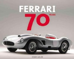 Ferrari 70 Years (Hardcover)