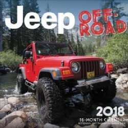 Jeep Off-Road 2018 Calendar (Calendar)