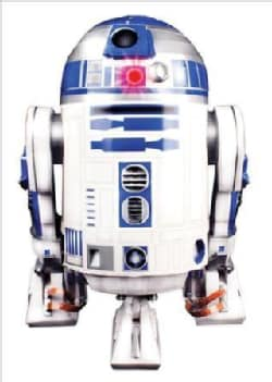 Star Wars - R2-d2: Relive R2-d2's Heroic Adventures in Galactic History and Build a Foot-tall Paper Model