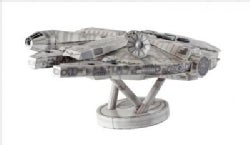 Star Wars - Millennium Falcon: Relive the Millennium Falcon's Greatest Missions and Build a Foot-wide Paper Model