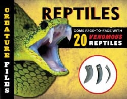 Reptiles: Come Face-to-face With 20 Dangerous Reptiles (Hardcover)
