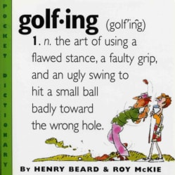 Golfing: A Duffer's Dictionary (Paperback)